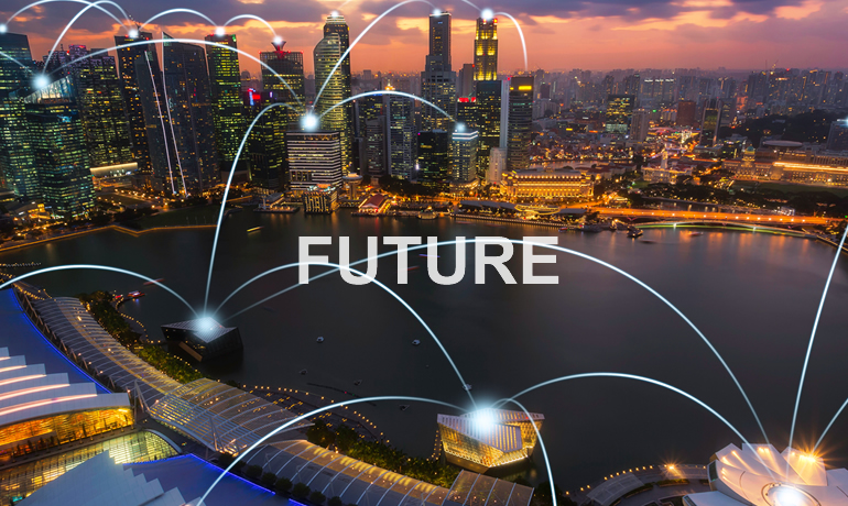 Our future and new structure